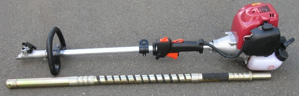 The GardenWiz Concrete Vibrator - Model number CV-350